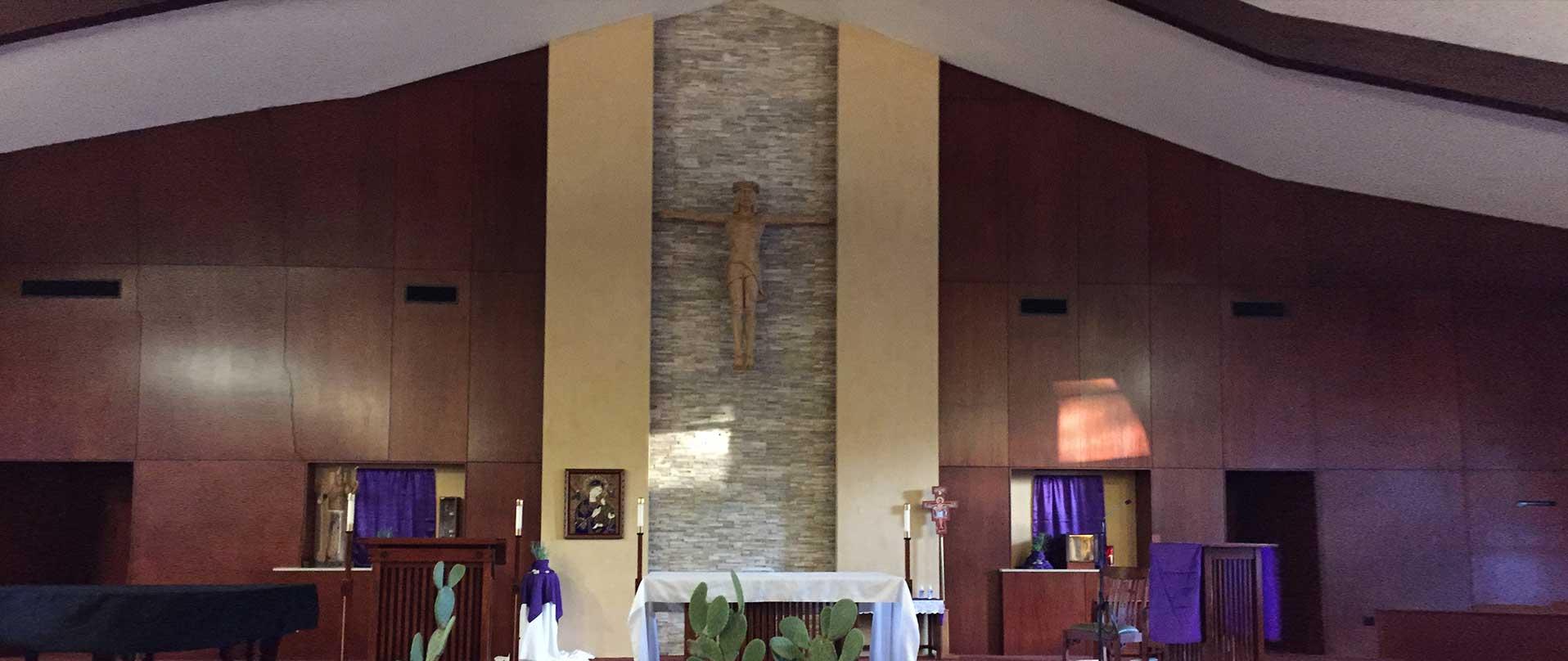 <br><center>St. Matthias Parish<br><strong>&</strong> Preschool</center><center><strong>Redwood City, California</strong></center>